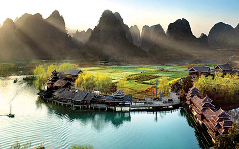 Shangri-la Trung Quốc